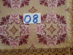 Cross Stitch Embroidery, Cross Stitch Patterns, Diy And Crafts, 1, Crochet, Projects, Rugs, Drawings, Cross Stitch