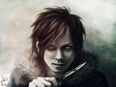 Come at me, Shizu-chan! by Roksiel.deviantart.com on @DeviantArt