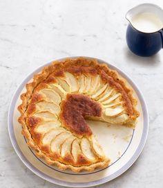 Apple-frangipane-tart