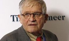 The great or the good? … David Hockney in the US this week.