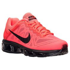 Women's Nike Air Max Tailwind 7 Running Shoes - 683635 600 | Finish Line |  Hyper