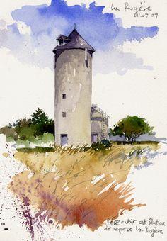 Silo or Lighthouse