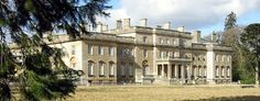 Tottenham House, Wiltshire, east front, in 2006