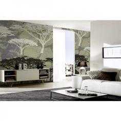 Gib deiner Wohnung einen modernen Touch mit der warmen Savanna. #Savanna #Fototapete #Wadeco // http://www.wadeco.de/savanna-fototapete-wandtattoo.html