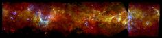 Glowing jewels in the Galactic Plane js