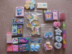 80s toys | Vintage Eraser | ☺ 80s TOYS and STYLE ☺