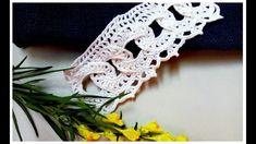 CROCHET ВORDER vintage lace  EASY КАЙМА ПОД СТАРИННОЕ КРУЖЕВО
