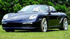 Saint-Pierre des fleurs (27) . 11ème rassemblement de coupé,cabriolet,découvrable , sport . - Porsche Boxster