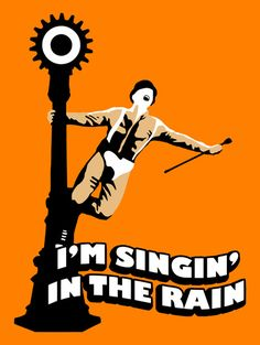 Clockwork Orange & Singin in the Rain (minus the text)