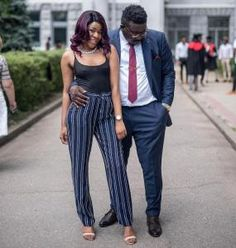 See How Nigerian Lady Goes Braless In Pre-Wedding Pics.