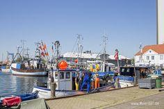 Fischereihäfen an der Ostseeküste Fishing Vessel, Am Meer, Baltic Sea, Germany Travel, Strand, Denmark, Water, Missing Home, Continents