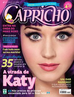CAPRICHO 1154 - Katy Perry, amei!!