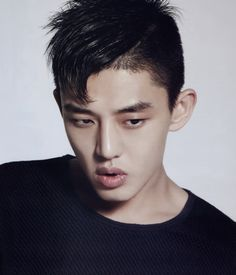 yoo ah in Hipster Haircuts For Men, Hipster Hairstyles, Best Short Haircuts, Asian Hairstyles, Japanese Hairstyles, Men Hairstyles, Short Hair Man, Short Hair Cuts, Kpop Hair