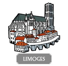 Limoges - boardgame Pélotone1903