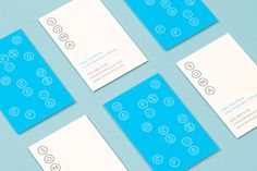 Business card design by Manual for water filtration brand Soma