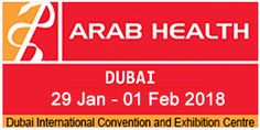 Arab Health • 29 Jan-01 Feb 2018  • Dubai International Convention Centre, Dubai, UAE Arab Health is a 4 day event being held from 29th January to 1st February 2018 at the Dubai International Convention & Exhibition Centre in Dubai, United Arab Emirates. Arab Health is the second largest healthcare exhibition and congress in the world and the largest in the Middle East. It offers important opportunities to build relationships within the healthcare industry, to showcase progress and…