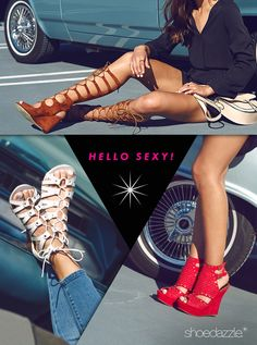 Choose Your Style with ShoeDazzle! From Gladiators to Pumps, all top styles and trends available exclusively at ShoeDazzle. LIMITED TIME ONLY SHOEDAZZLE EXCLUSIVE VIP OFFER - Buy One Get One for $39.99! Take the Style Profile Quiz today to get this exclusive offer.