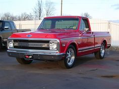 1967-1972 Chevrolet Truck