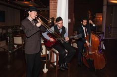 The James Zeller Trio NYC Jazz Band, American Songbook-Weddings&Events