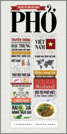 Fun facts of Phở, Vietnamese Rice Noodle