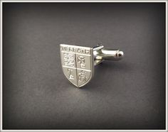 Intricate attention to detail on our work is perfect for the detaining on these Irish Family Crest Cufflinks. Delighted to hear this gift recipient loved them. Irish Jewelry, Family Crest, Handcrafted Jewelry, Cufflinks, Jewelry Design, Detail, Silver, Gifts, Accessories