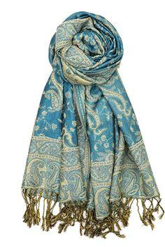 Women/'s New  Pecock Tail  print Rainbow Pashmina Girls scarf Wrap Shawl