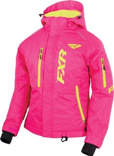 FXR-Racing-Fresh-Solid-Womens-Skiing-Snowboard-Sled-Snowmobile-Jackets