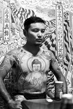 #tattoo #ink #tatuaggio #buddah #japan #giappone #art #bodyart #budda