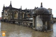Visit the Convent of Christ in Tomar and explore its beautiful cloisters and terraces.
