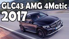 2017 New Mercedes GLC43 AMG 4Matic 3.0-L V6 Biturbo 9G-TRONIC Automatic ...