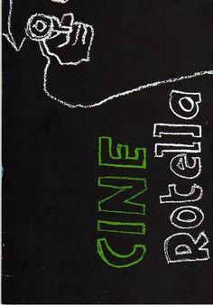 Mimmo Rotella. Cinecittà 2. Nuova serie di Dipinti. Milano, Studio Marconi, 1984. Catalogo di mostra, settembre 1984. Testo di Pierre Restany