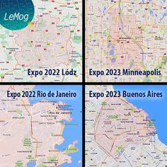 "Laurent ANTOINE ""LeMog"" - World Expo Consultant: Expo 2022 ou Expo 2023... les Candidatures !!!"