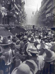 Mexico – 1906 photo : Agustin Victor Casasola