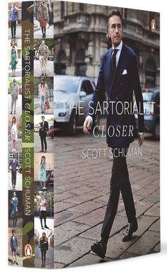The Sartorialist: Closer by Scott Schuman  I love his books