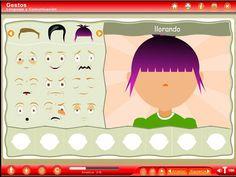 La CASETA, un lloc especial: Joc d'emocions Apps, Les Sentiments, Teacher Tools, Internet, Art For Kids, Family Guy, Technology, Education, Digital