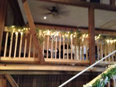 8/23/14 wedding pic2 moss draped over rail