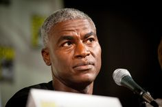 https://flic.kr/p/p7GsNf | Charles Parnell - The Last Ship - Comic-Con 2014