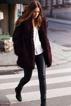 High Street Faux Fur