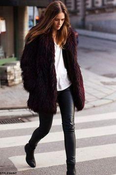 High Street Faux Fur