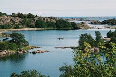 Photo by Janne Gröning. Turku Finland, Alaska, Scandinavian Countries, Summer Books, City Landscape, Archipelago, Oh The Places You'll Go, National Parks, Scenery