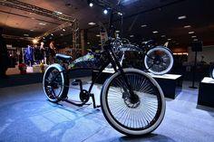 Bicicleta electrică Bizze Chopper este produsă în România şi a fost lansată recent de Bizze Bikes