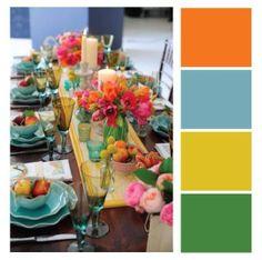 Paleta de cores:: Misturinha