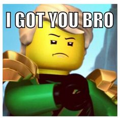 Even in memes, Lloyd is amazing. Ninjago Memes, Lego Ninjago, Lloyd Ninjago, Little Kid Shows, Kids Shows, Lego Tv, Treasure Planet, Cartoon Shows, Having A Crush