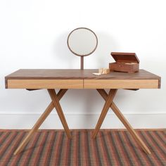 Legs Crossed Dressing Table, STEUART PADWICK