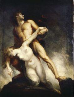 Johann Heinrich Fussli, The Creation of Eve