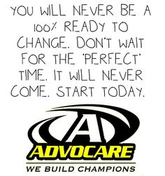 Advocare - email me at srausch34@gmail.com or visit my website :: https://www.advocare.com/130738257/default.aspx if you have any questions