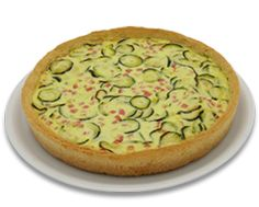 Torta salata alle zucchine e ricotta Plum Cake, Pane, Quiche, Muffin, Breakfast, Salads, Prune Cake, Morning Coffee, Quiches