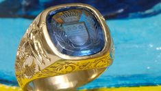 Templer, Chambord, Noblesse, Family Crest, Crests, Signet Ring, Coat Of Arms, Band Rings, Edilson