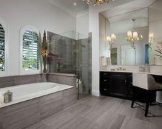 Home Decor Contemporary Bath.