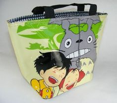 Totoro Sisters Tote Bag  60151 >>> Check this awesome product by going to the link at the image. (This is an affiliate link and I receive a commission for the sales)